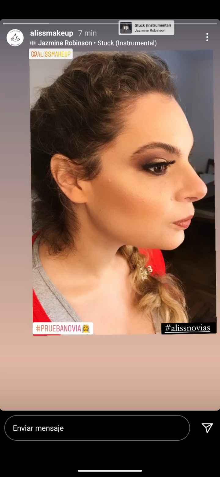 Puebla peinado y maquillaje - 1