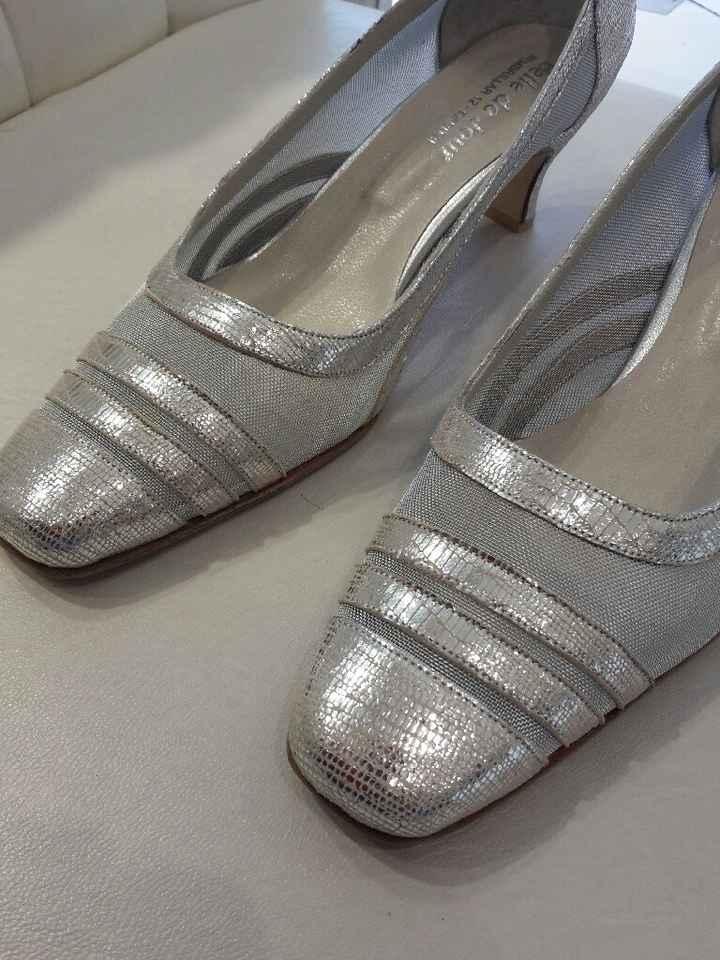 Mi vestido de civil + los zapatos que quiero - 1