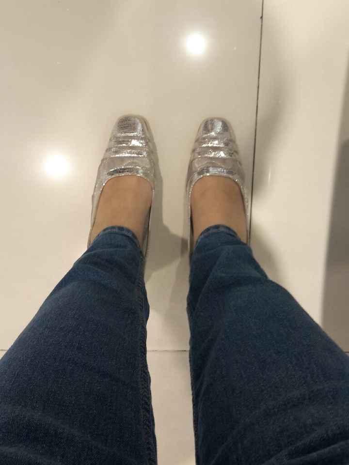 Mi vestido de civil + los zapatos que quiero - 2