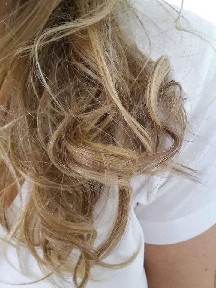 Prueba de peinado: un éxito - 1