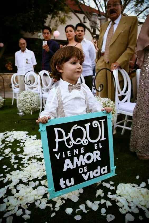 Guadalupe mi casamiento en 3 imagenes - 1