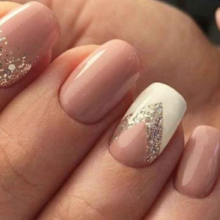 ¿Nail art para novias? Sumá tu diseño - 3