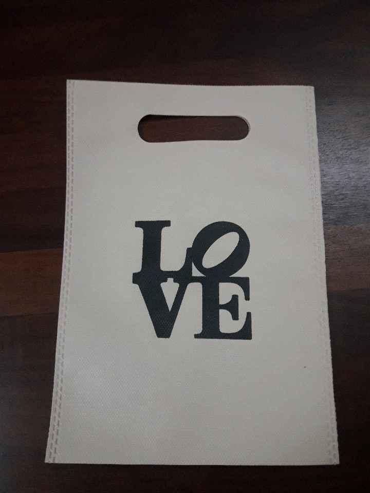 Bolsas souvenirs y bolsitas arroz - 2