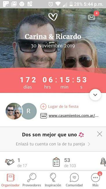 a 173 días! 4