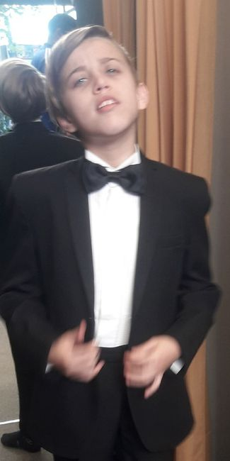 El traje de mi niño 2