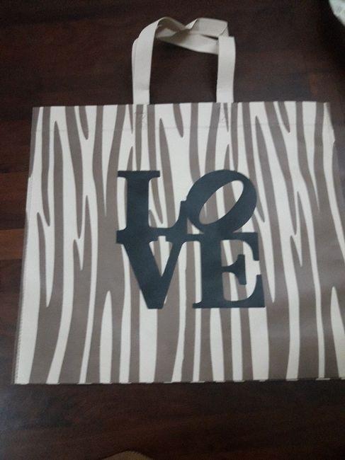 Bolsas souvenirs y bolsitas arroz 1