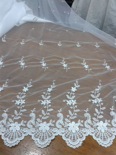 Telas para vestidos de novia en buenos aires