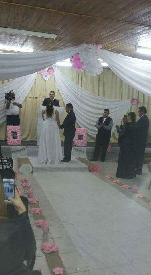 Nuestro casamiento! parte 2 - 4
