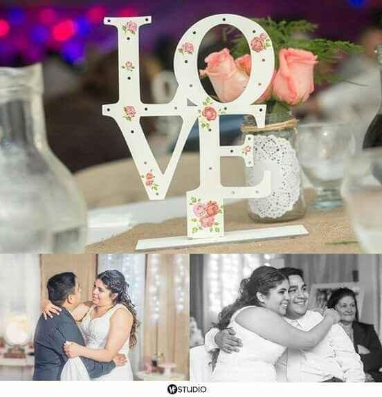 Nuestro casamiento! parte 2 - 6
