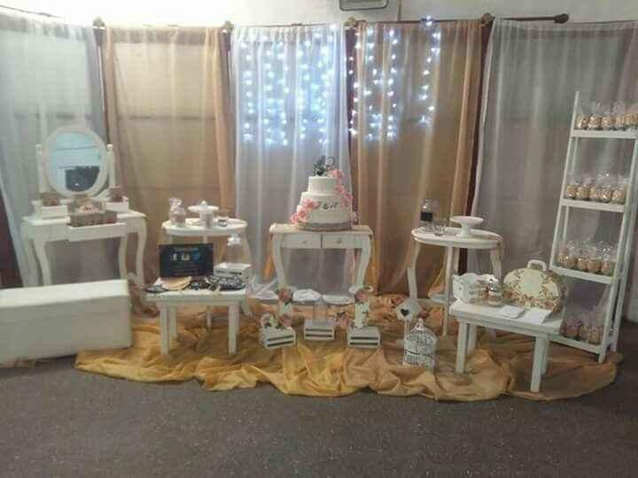 La decoración del casamiento! - 1