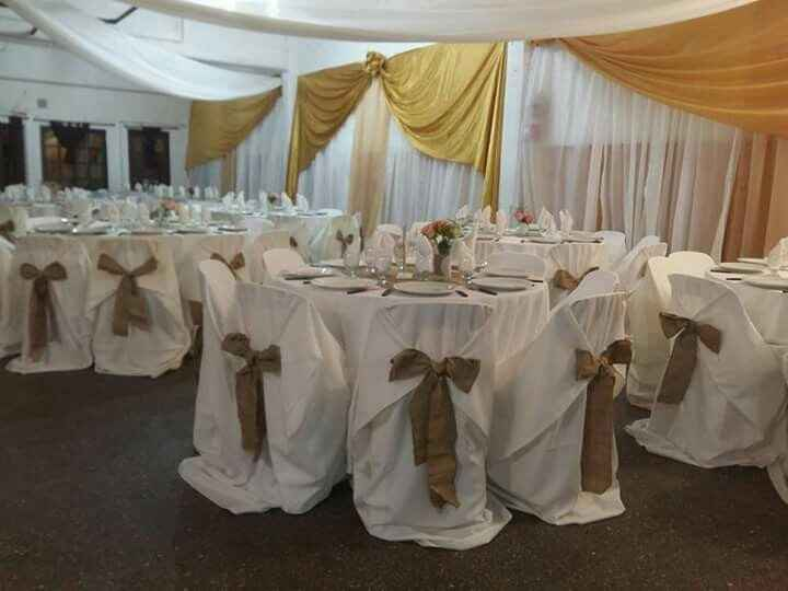 La decoración del casamiento! - 5