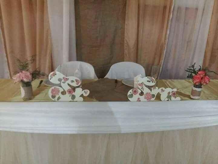 La decoración del casamiento! - 8