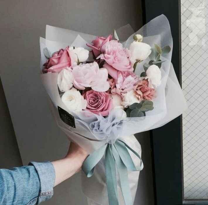 ramos de novia en color rosa ❤ - 4