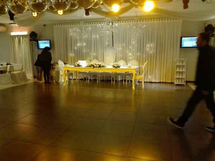 Florencia, lo mejor de mi casamiento es el festejo ❤ - 3