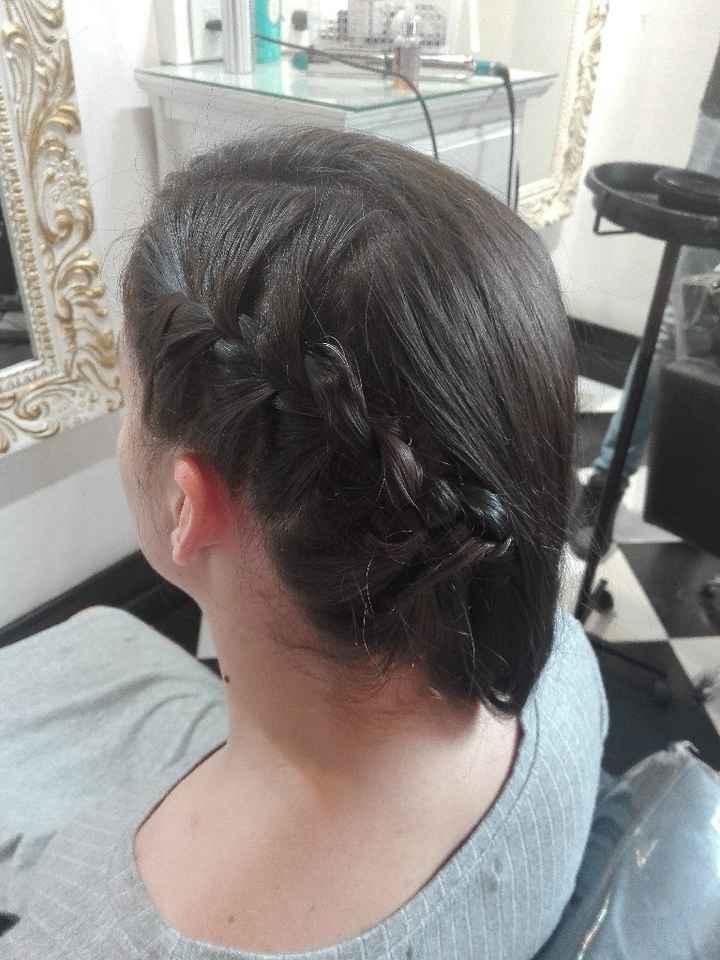 Dudas con mi peinado - 2