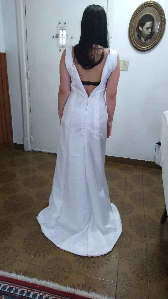 Primera y segunda prueba de vestido ♥️💃🏻 - 2