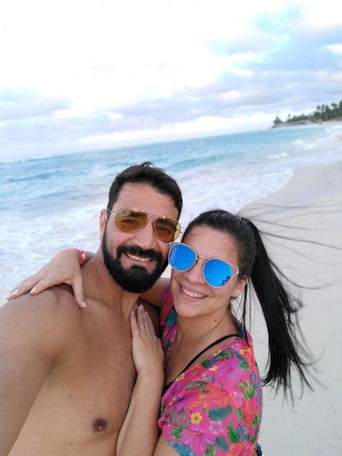 Luna de Miel en Punta Cana ♥️ 16