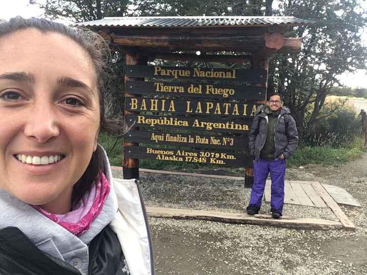 Luna de miel en Ushuaia - 6