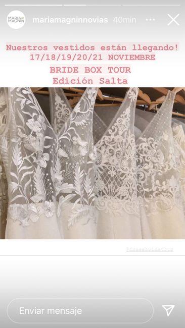 Nueva oportunidad para encontrar tu vestido de novia 1
