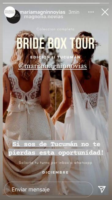 Alerta alerta Bellas Novias Tucumanas 1