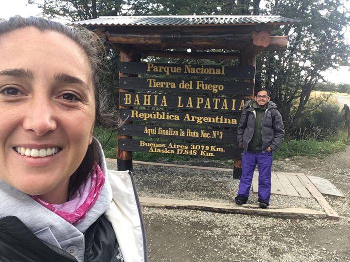 Luna de miel en Ushuaia 6