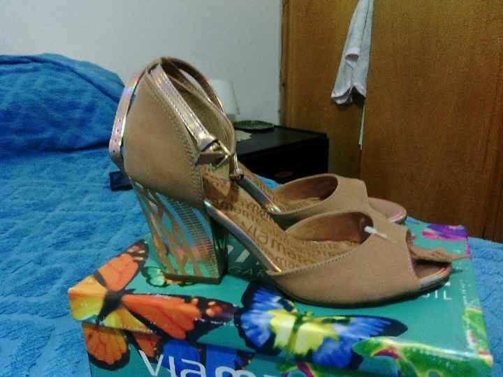 Mis zapatos del civil!! - 3