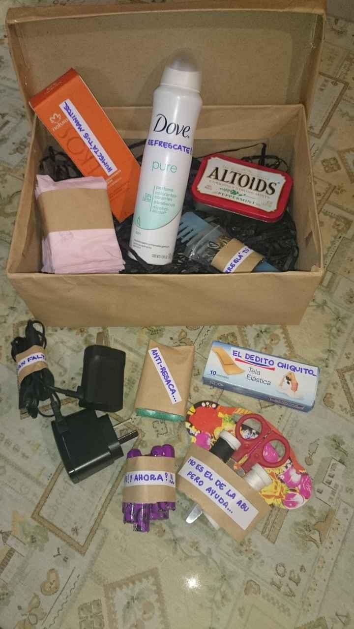 Kit de emergencia - 5