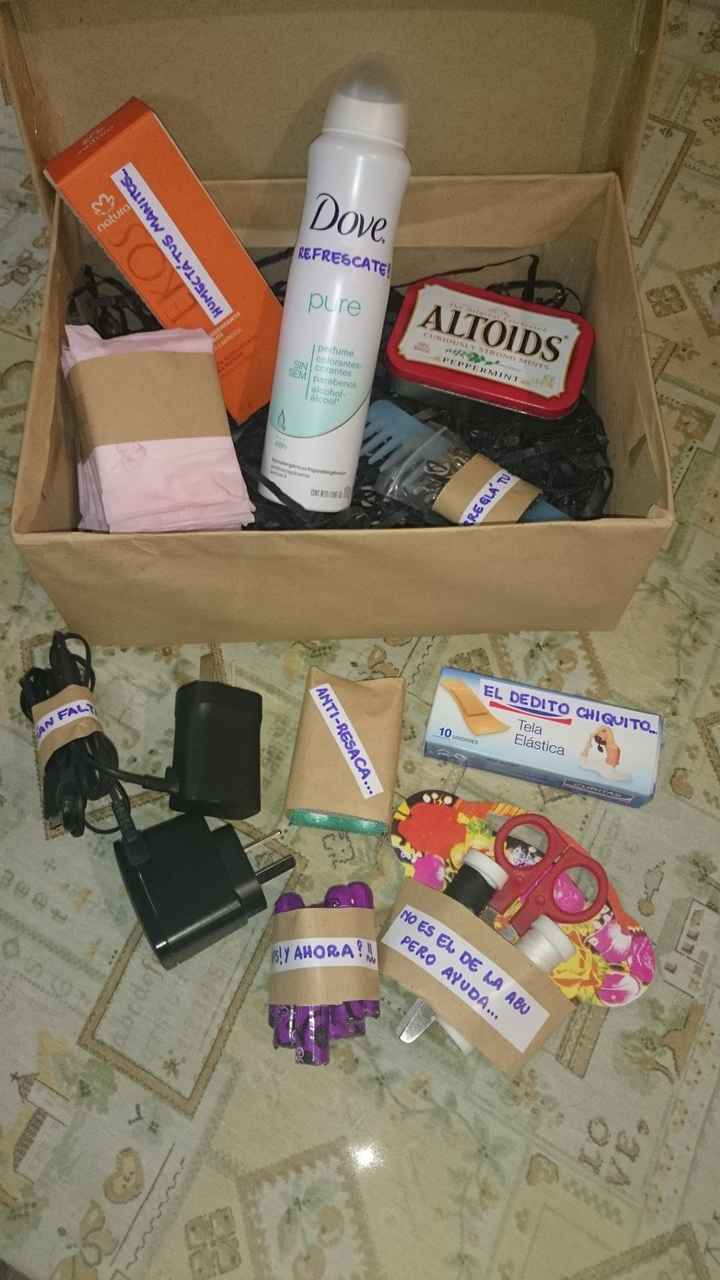 Kit de emergencia - 6