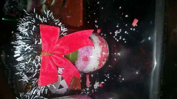 Centros de mesa navideños - 3