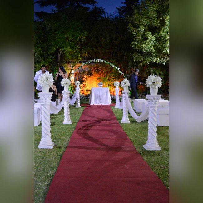 mi Casamiento. todos los detalles !!!! - 2