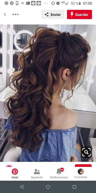 El peinado 1
