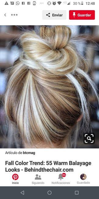 El peinado 2