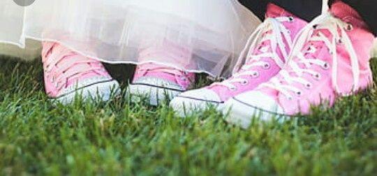 Zapatos para el mes rosa 1
