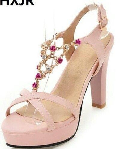 Zapatos para el mes rosa 2