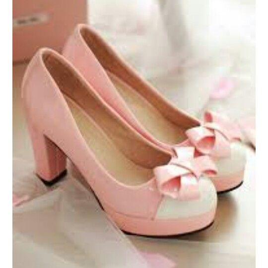 Zapatos para el mes rosa 3