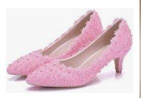 Zapatos para el mes rosa 5