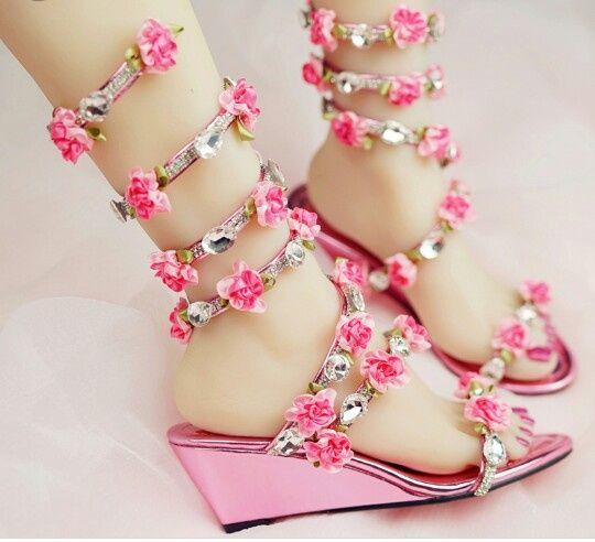 Zapatos para el mes rosa 6