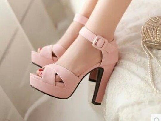 Zapatos para el mes rosa 7