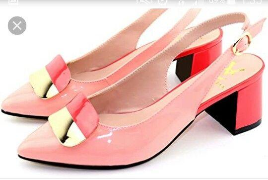 Zapatos para el mes rosa 8