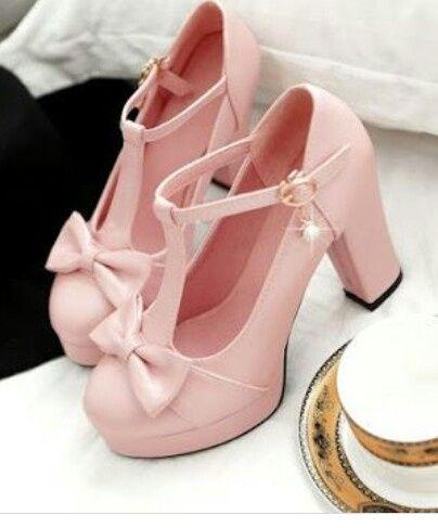 Zapatos para el mes rosa 9