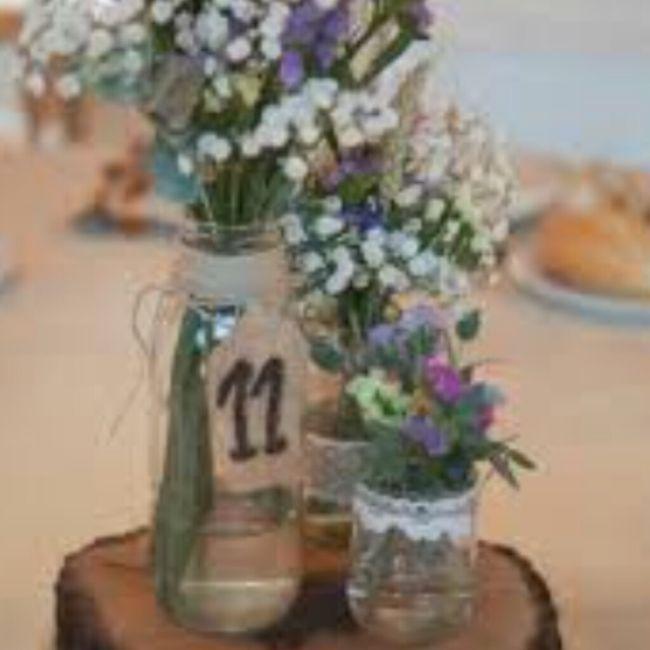Que flores se considerarían estilo vintage? 2