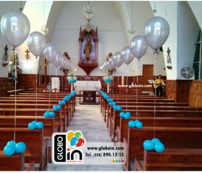 4 Formas de decorar la Iglesia SIN flores naturales 6