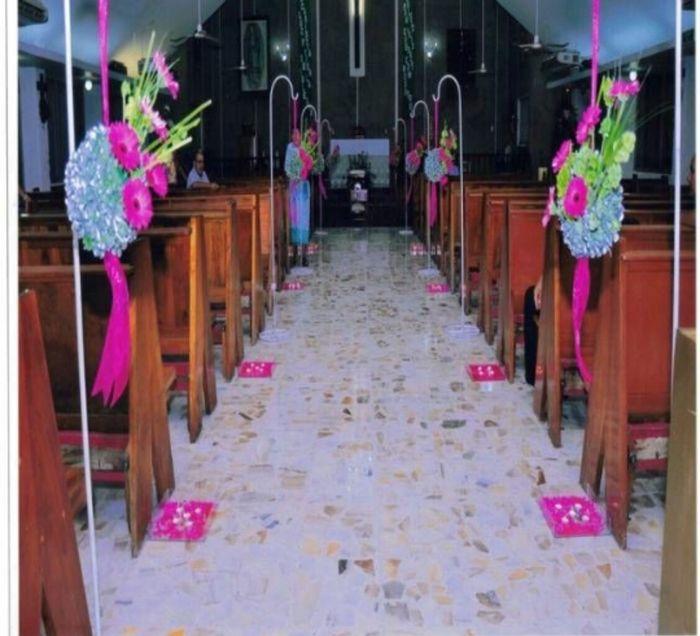 4 Formas de decorar la Iglesia SIN flores naturales 7