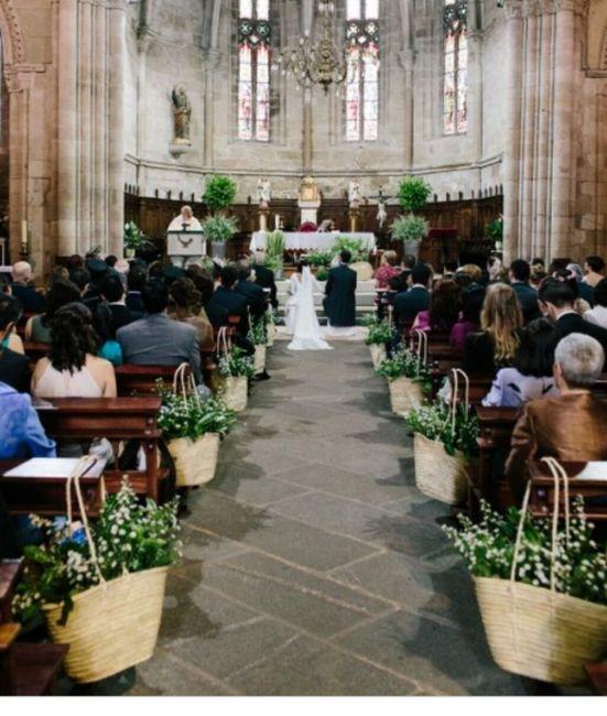4 Formas de decorar la Iglesia SIN flores naturales 8
