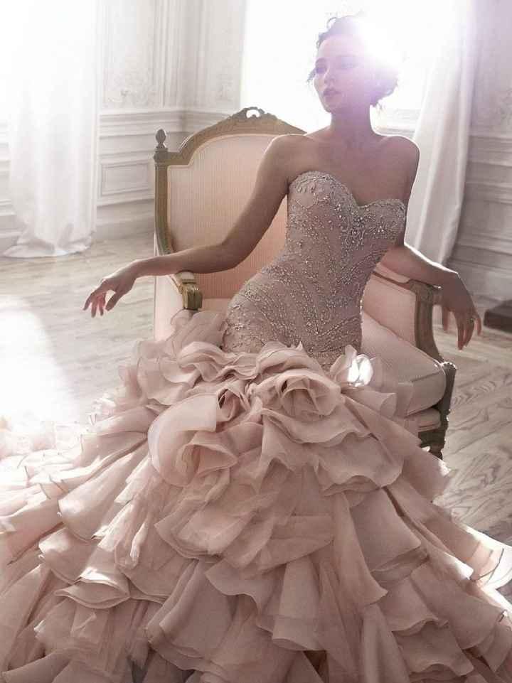 Vestidos de novia para el mes rosa - 2