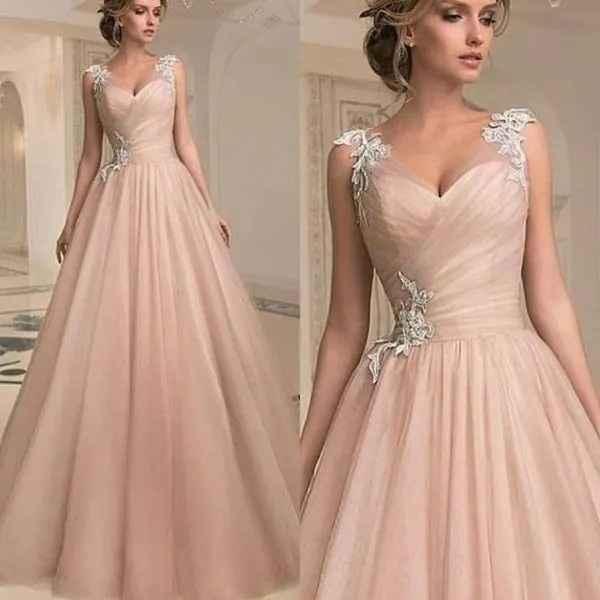 Vestidos de novia para el mes rosa - 4