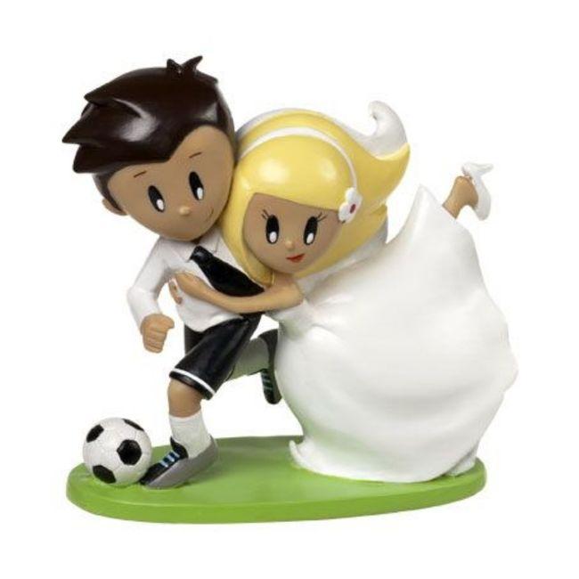 ¿Tendrías un Cake Topper futbolero? 2