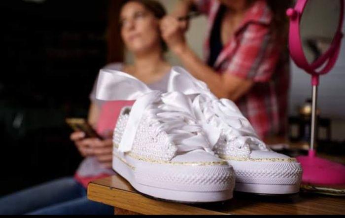 ¡Converse personalizada como segundo zapato! 2
