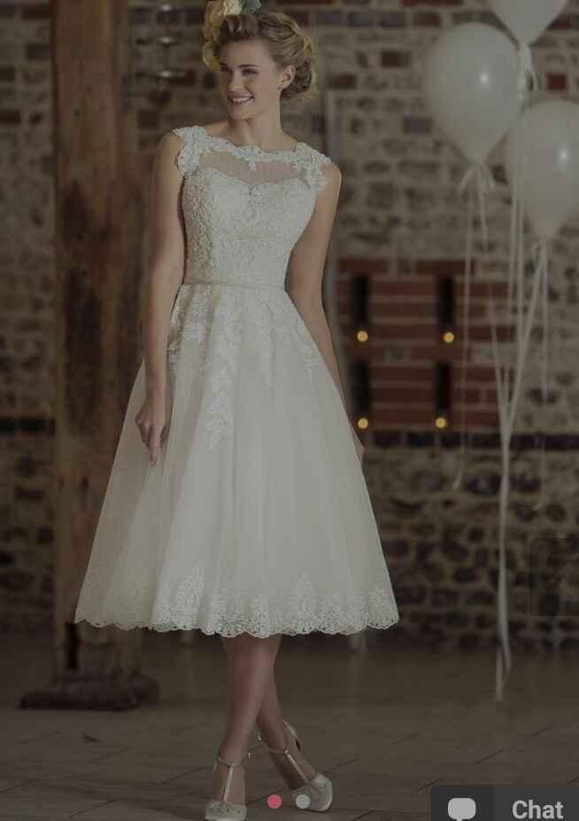 ¿ Mandar a hacer el vestido o comprar un ready to wear? - 1