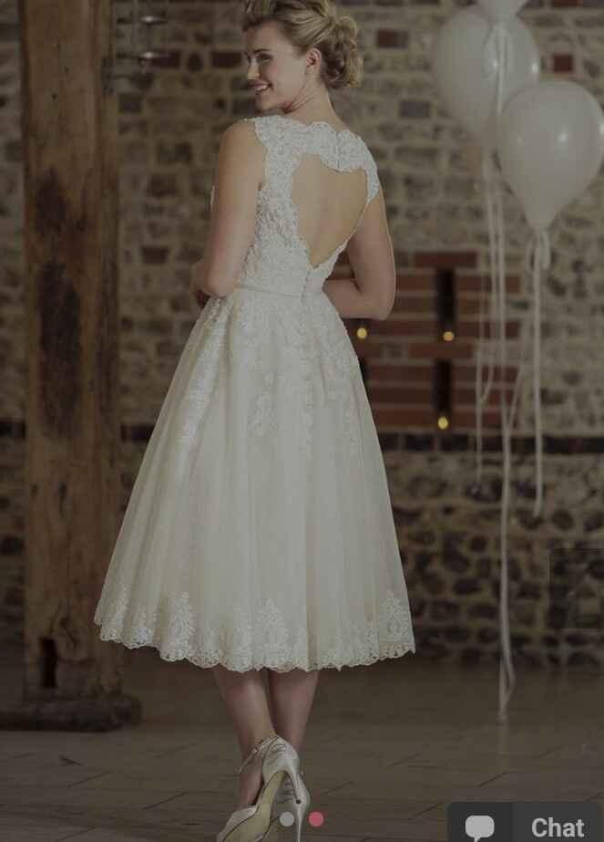 ¿ Mandar a hacer el vestido o comprar un ready to wear? - 2